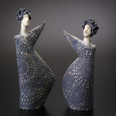 Stående skulptur